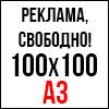 А3-100х100
