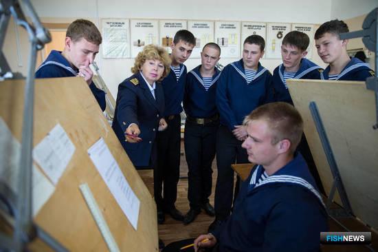 колледж рыбной промышленности санкт-петербург устанавливаются
